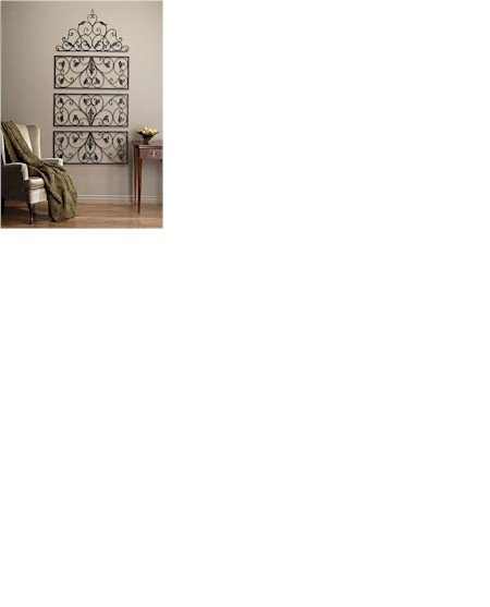 Wall Scrolls, Wall Grilles, and Decorative Wall Accessories