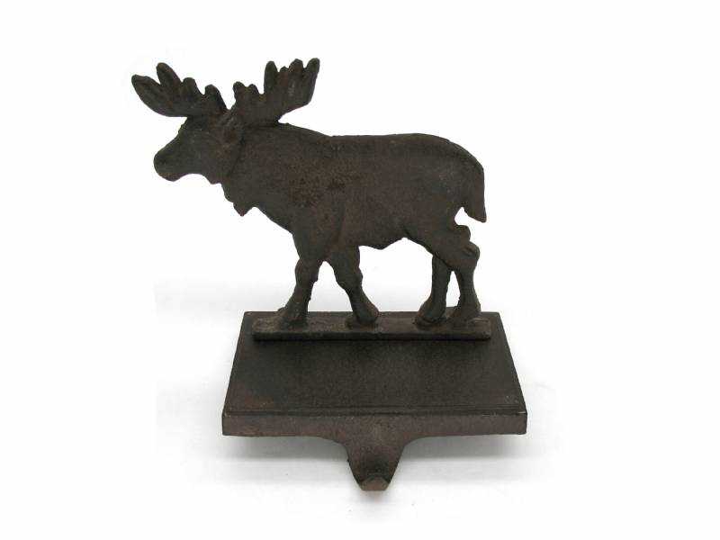 Moose Stocking Holder 38
