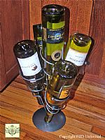 Wine Rack - Bottle Bouquet